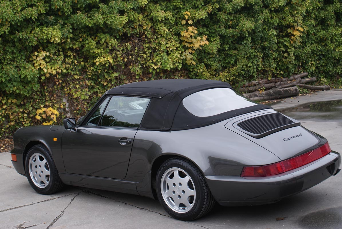 porsche 964 carrera 4 cabrio 911 youngtimer. Black Bedroom Furniture Sets. Home Design Ideas