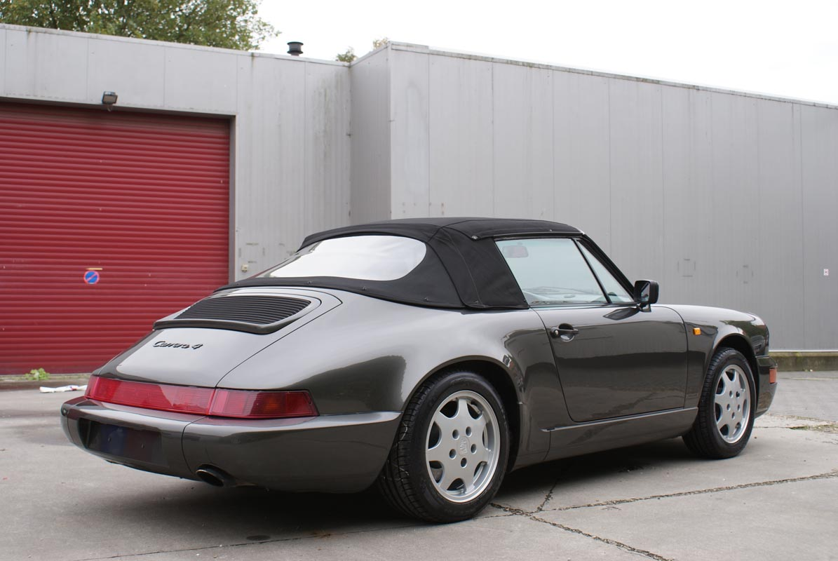 porsche 964 carrera 4 cabrio 911 youngtimer. Black Bedroom Furniture Sets. Home Design Ideas
