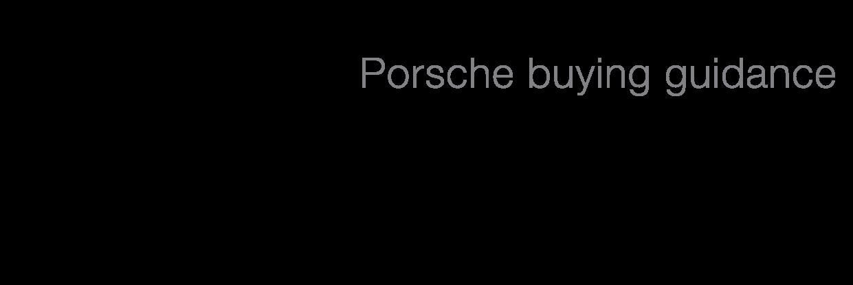 Porsche te koop - logo