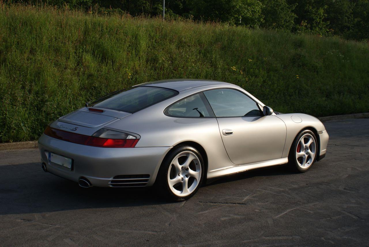 Porsche 996 Carrera 4s 911 Youngtimer