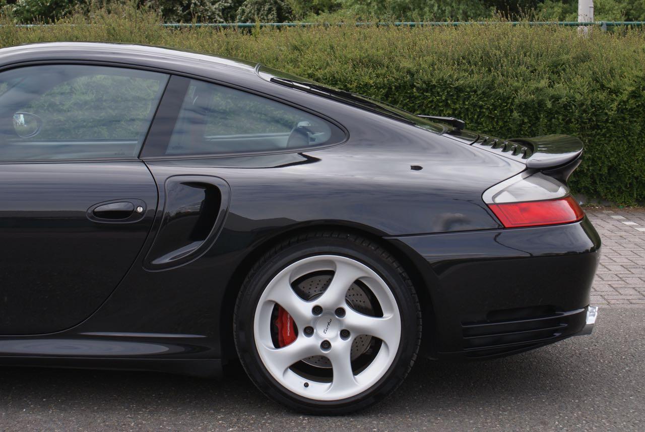 Porsche 996 Turbo Wls X50 911 Youngtimer