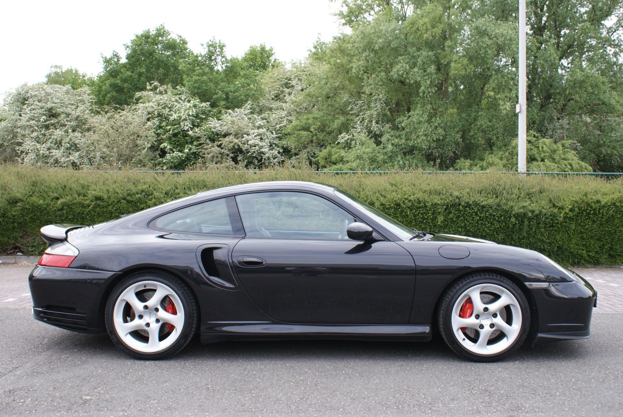 Porsche 996 Turbo Wls X50 911 Youngtimer