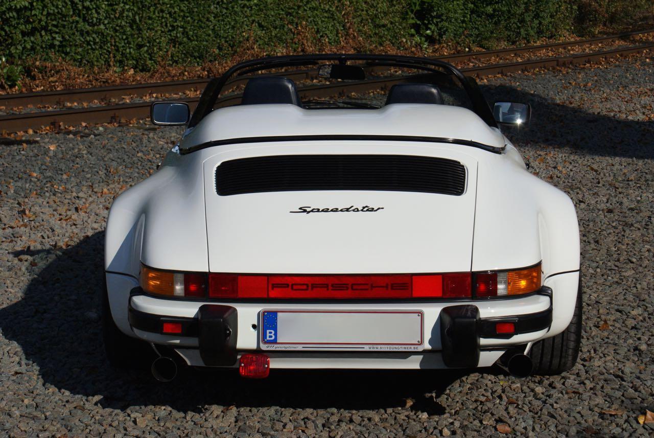 Porsche 911 Speedster 911 Youngtimer