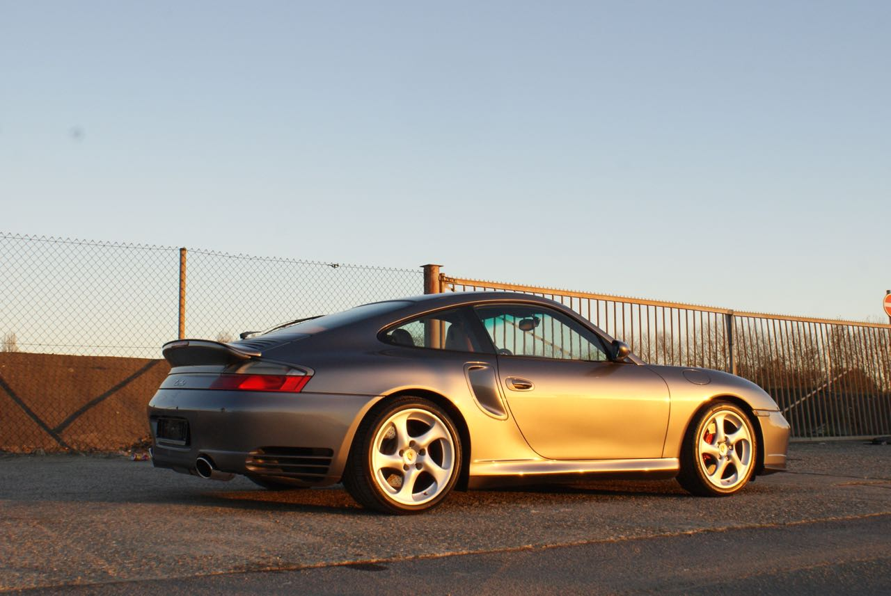 Porsche 996 Turbo X50 Sport Exhaust 911 Youngtimer