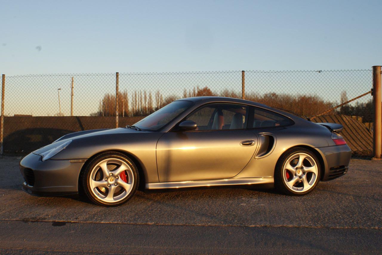 Porsche 996 Turbo X50 Sport Exhaust 911 Youngtimer