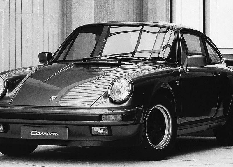 911 youngtimer - Porsche 911 Carrera - Slate Grey metallic - 1989