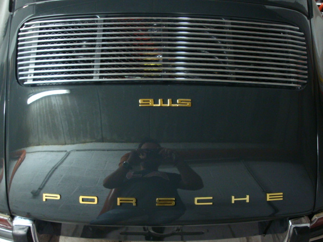 911 youngtimer - Porsche 911S SWB - Slate grey - 1968 - 1 of 2