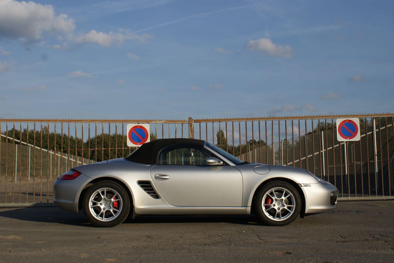 911 youngtimer - Porsche 987 Boxster - Arctic Silver - 2006 - 3 of 15