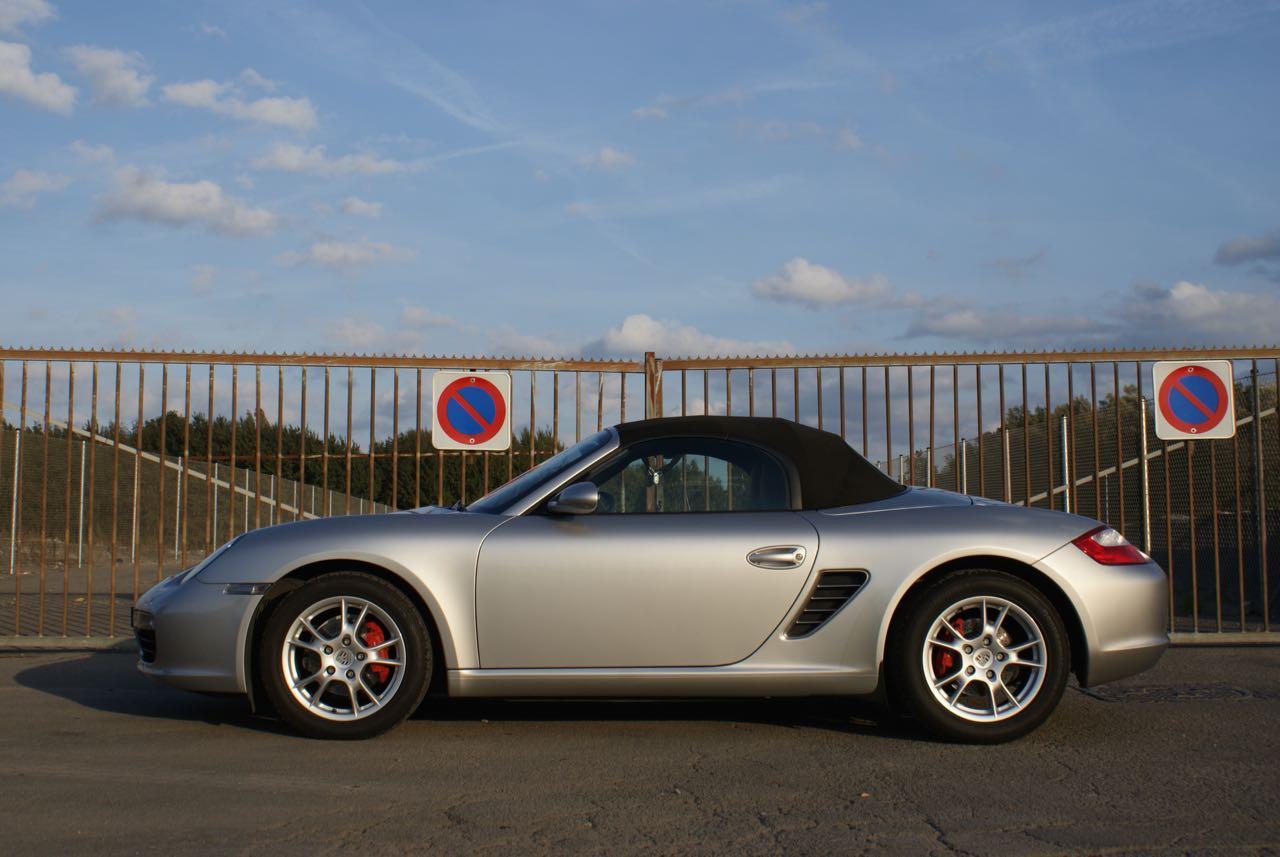 911 youngtimer - Porsche 987 Boxster - Arctic Silver - 2006 - 8 of 15