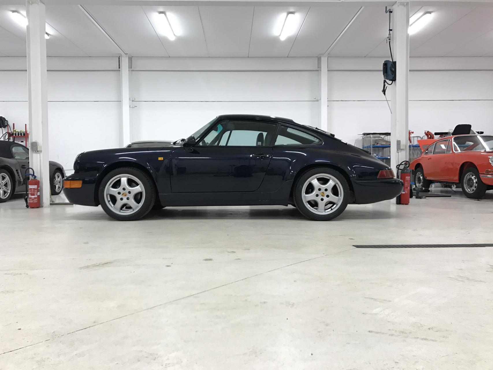 Porsche 964 Carrera 2 - Midnight Blue - 1991 - 1 of 1