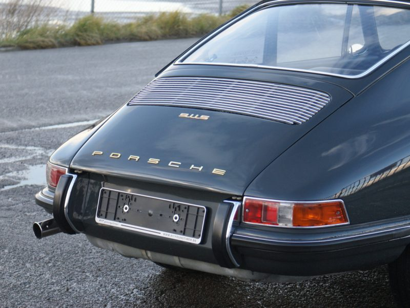 911 youngtimer - Porsche 911 S - Slate Grey - 1968 - 1 of 15