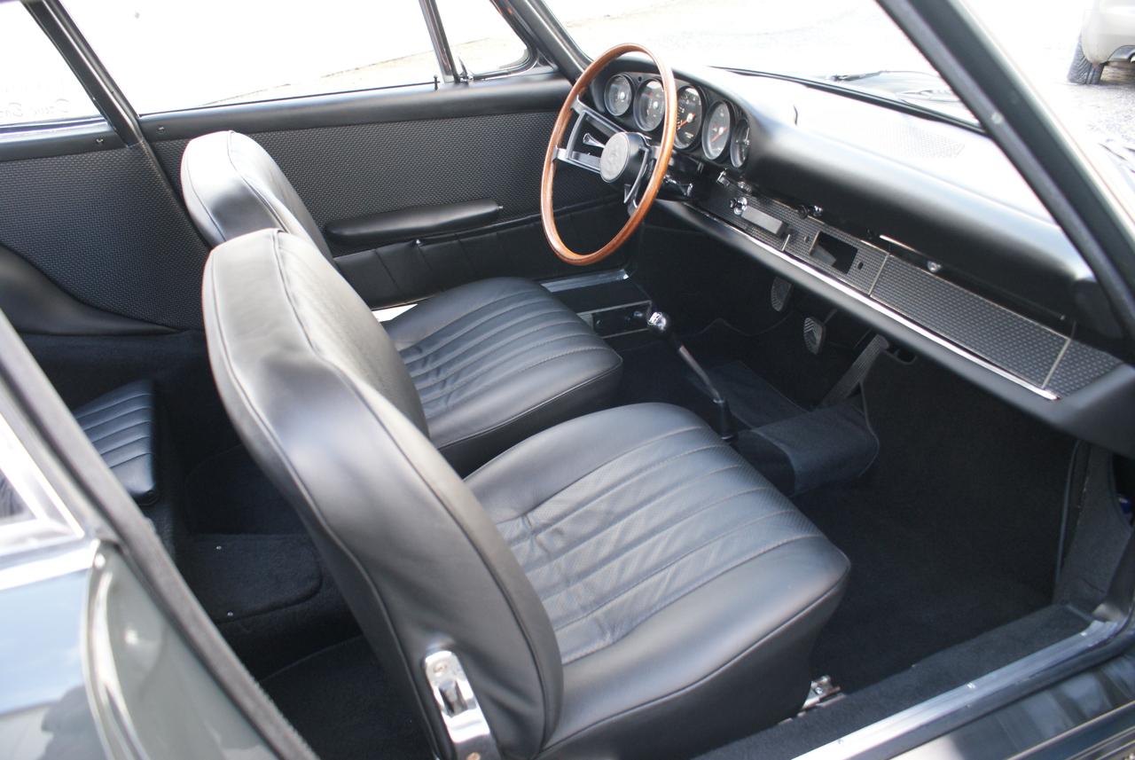 911 youngtimer - Porsche 911 S - Slate Grey - 1968 - 11 of 15