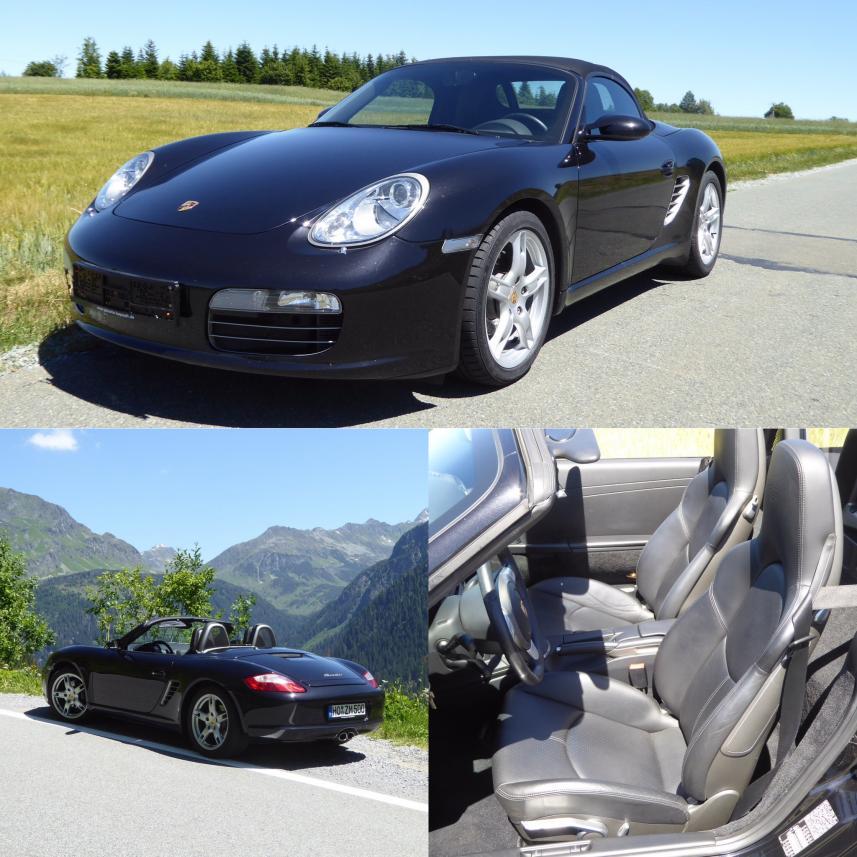 911 youngtimer - Porsche 987 Boxster - Noir Basalt - 80.500km - 2005 - 4 of 4