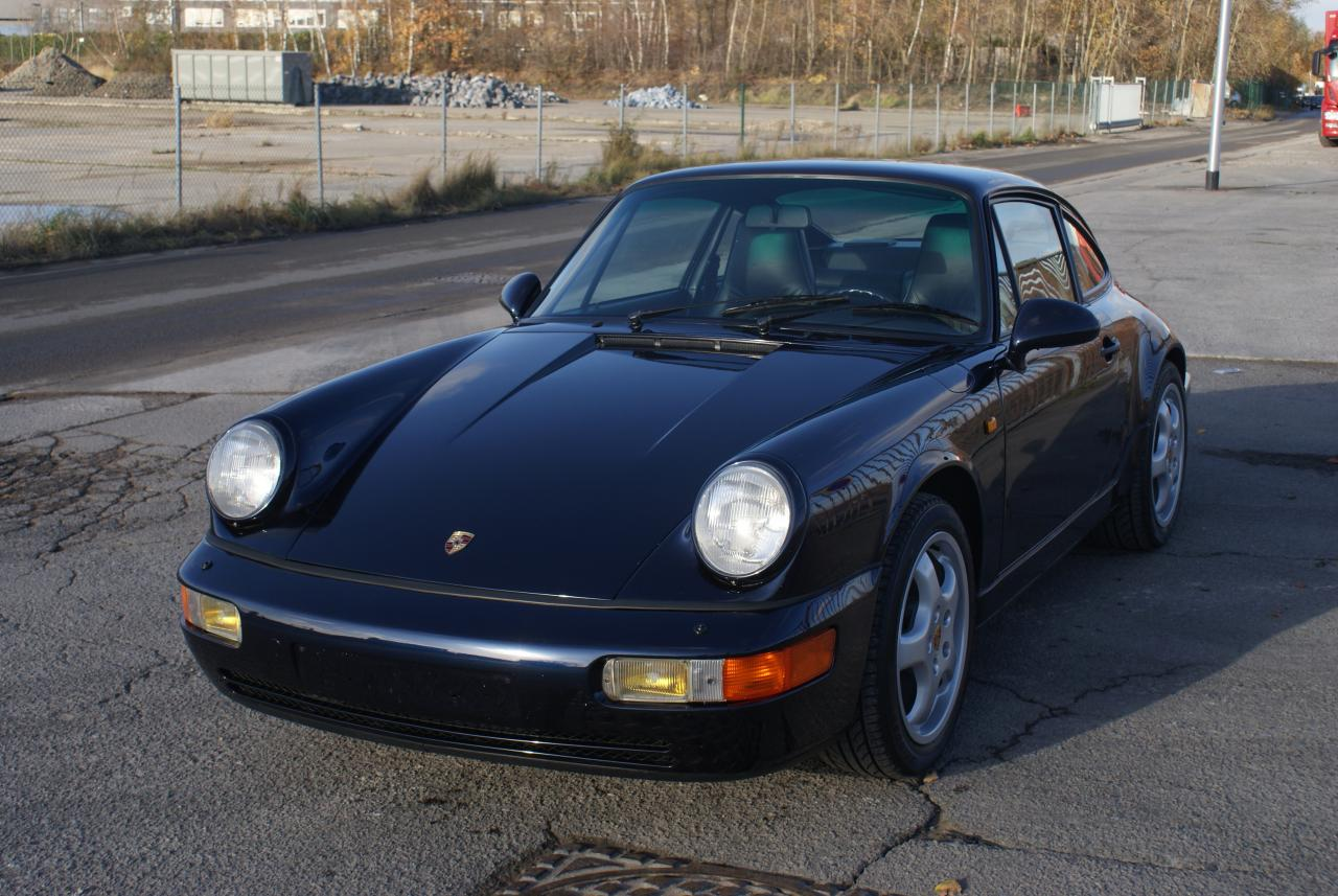 911 youngtimer - Porsche 964 Carrera 2 - Midnight Blue - 1991 - 10 of 15